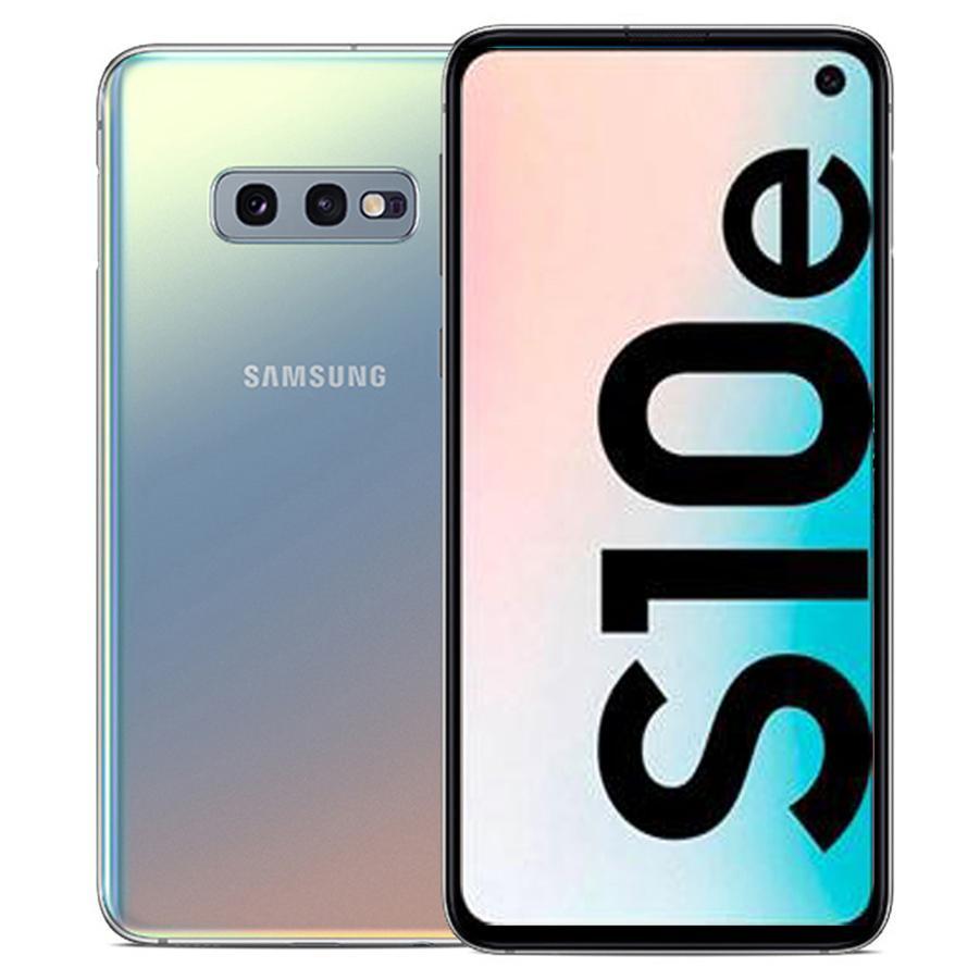 Original Refurbished Samsung Galaxy S10e G970F G970U 5.8 inch Octa Core 6GB RAM 128GB ROM 12MP+16MP 4G LTE Unlocked Android Smart Mobile Cell Phone DHL 5pcs