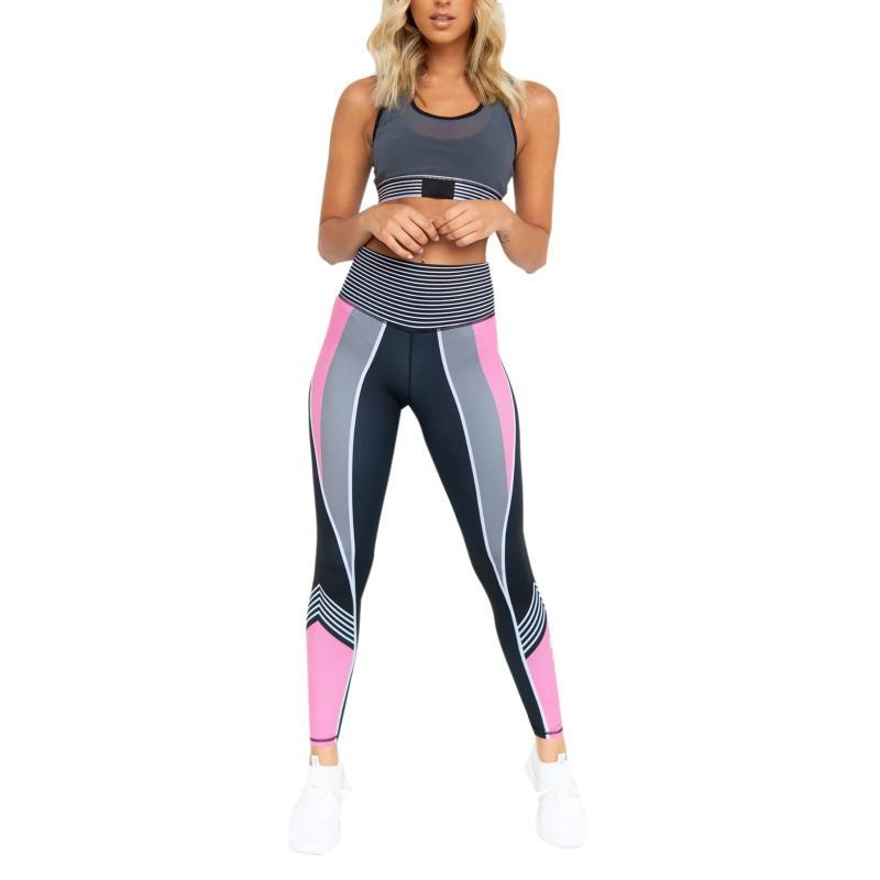 Women's Leggings Arrival Ladies Sexy Pants Fitness Hips Increase Breathable Running Sportswear Sport Clothing