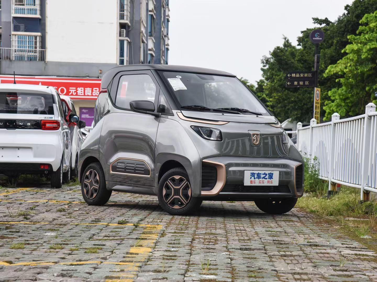 High speed 100 electric cars pure electric elf city