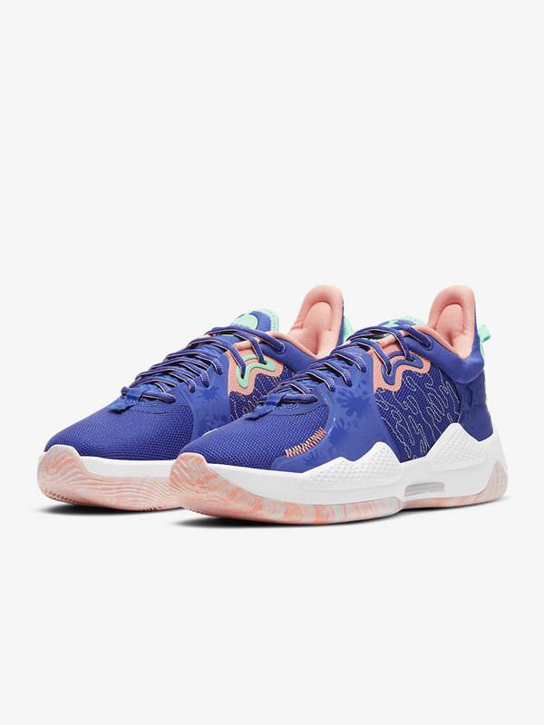 PlayStation5 PG 5 EP LAPIS Blue Void Crimson Bliss Girls كرة السلة أحذية رياضية PG5 الرجال النساء في المخالب مع صندوق الحجم 40-46