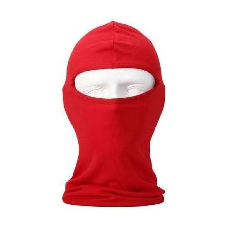 Masques de parti en Lycra en plein air Balaclava Full Balaclava Headwear Face Protection 14 Couleurs Vélo de moto Col de ski Aouwk 2132 V2