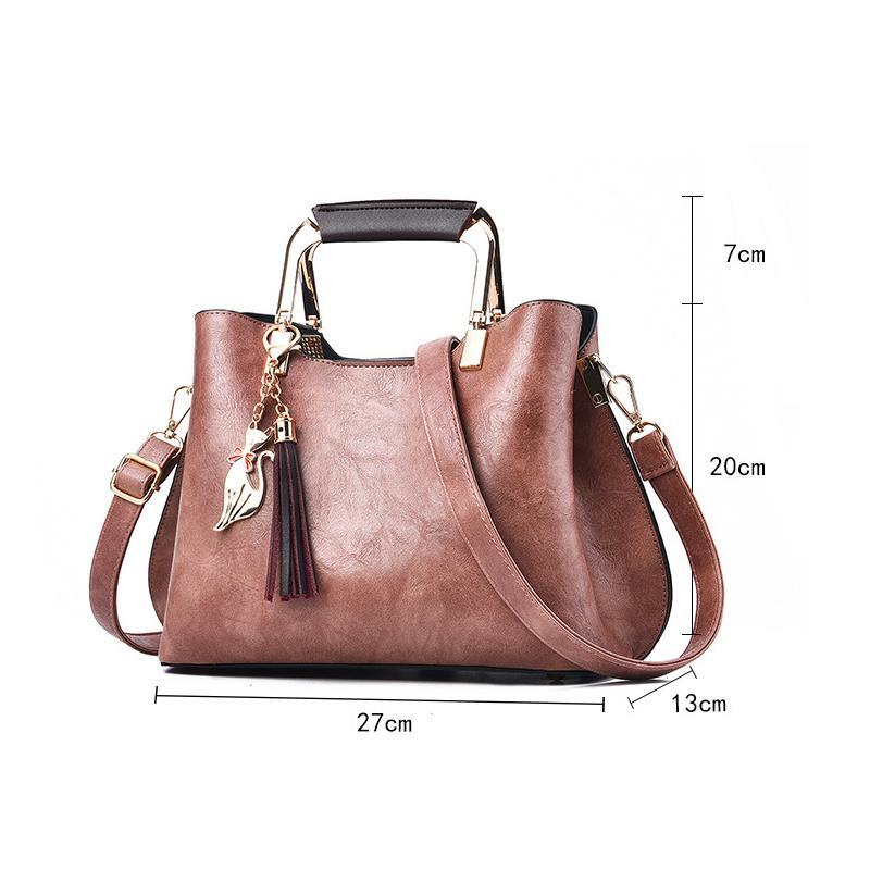 Designer Handbag Shopping Bag Wallet Bag PU Leather 6 Wallet HBP Large Capacity One Shoulder Ladies Handbag Handbag