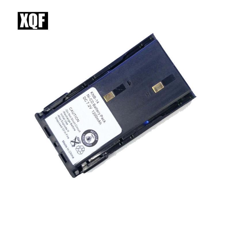 Oppxun 1200mAh Ni-MH KNB-14 KNB-15 Battery For TK260 TK360 TK370 Radio Walkie Talkie