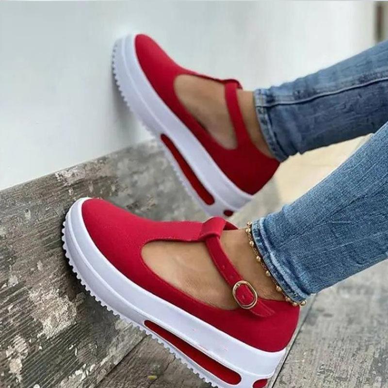 여름 여성 샌들 빈티지 가발 신발 여자 Gesp 벨트 밀짚 지방 바디 웨스 플랫폼 샌들 Massaal Sandals Mujer