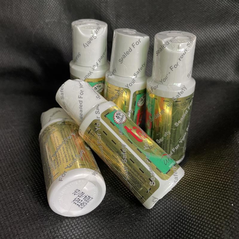 Yeni Etiket 45 Orijinal Dövme Krem 5 adet Yeşil Altın Paket Öncesi Dövme Kalıcı Makyaj Vücut Kaş Eyeliner Dudaklar Krem 30ml