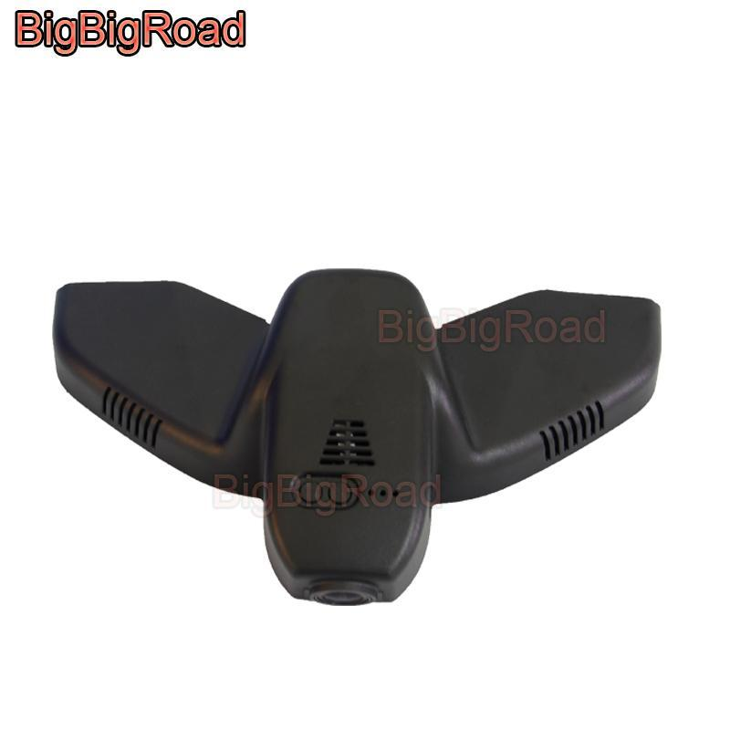 BigBigroad WiFi Car DVR Dash CAM Camera videocamera Videoregistratore FHD 1080P per Levante 2021 Vista posteriore Telecamere Sensori di parcheggio