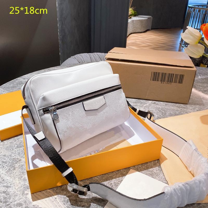 2021 صغير للجنسين الفاخرة حقائب crossbody مصممو واحد الكتف اللوحات للرجال النساء زهرة المحافظ مع خطابات سستة الأزياء التسوق المغلف L21040901