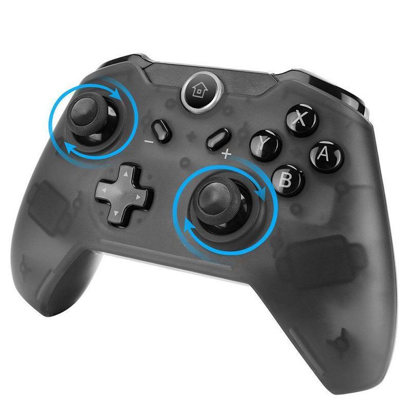 Per commutare console Gamepads Joystick wireless Bluetooth remoto Gamepad Pro Controller Joypad Game Controller Joysticks