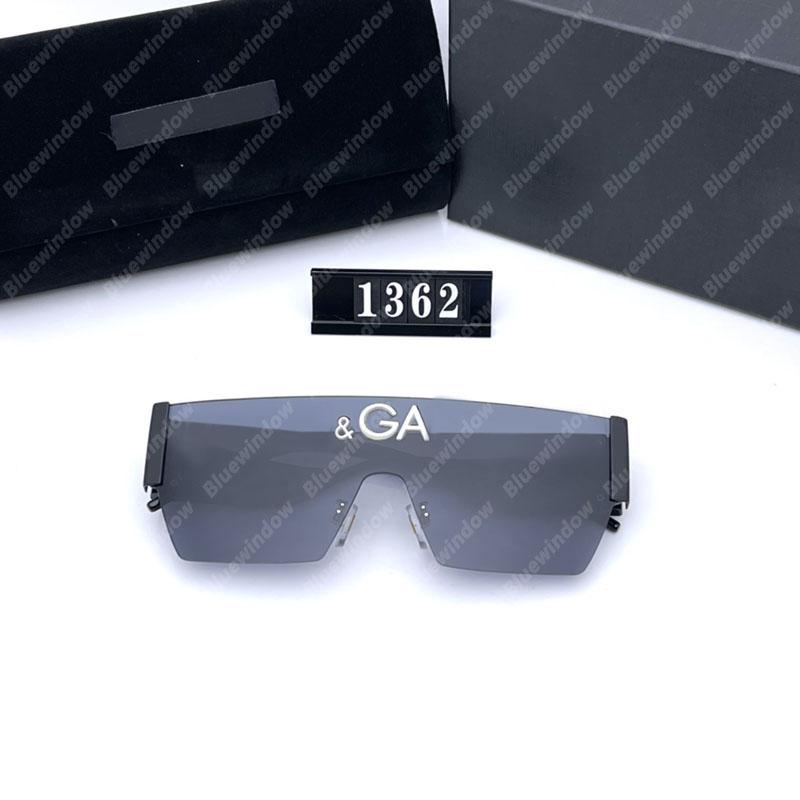 2021 Herren Damen Designer Sonnenbrille mit Box Womens Sonnenbrille Mode Brille Luxurys Designer Gläser des Lunettes de Soleil 2104024l