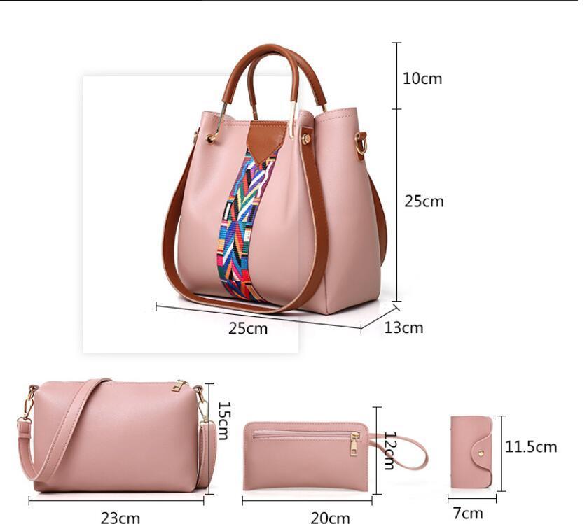 HBP Women Classic Style Fashion plaid bags designer Shoulder Bag Lady Totes handbags purses with straps