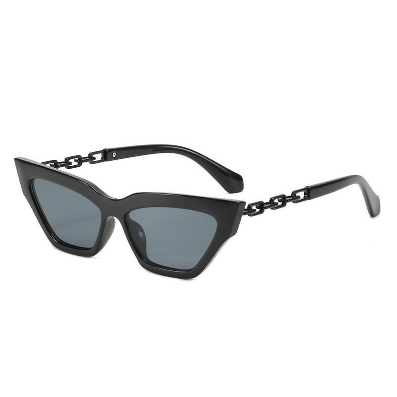 Female Vintage Sunglasses Women Fashion Cat Eye Luxury Designer Sun Glasses Classic Shopping Lady Oculos De Sol UV400
