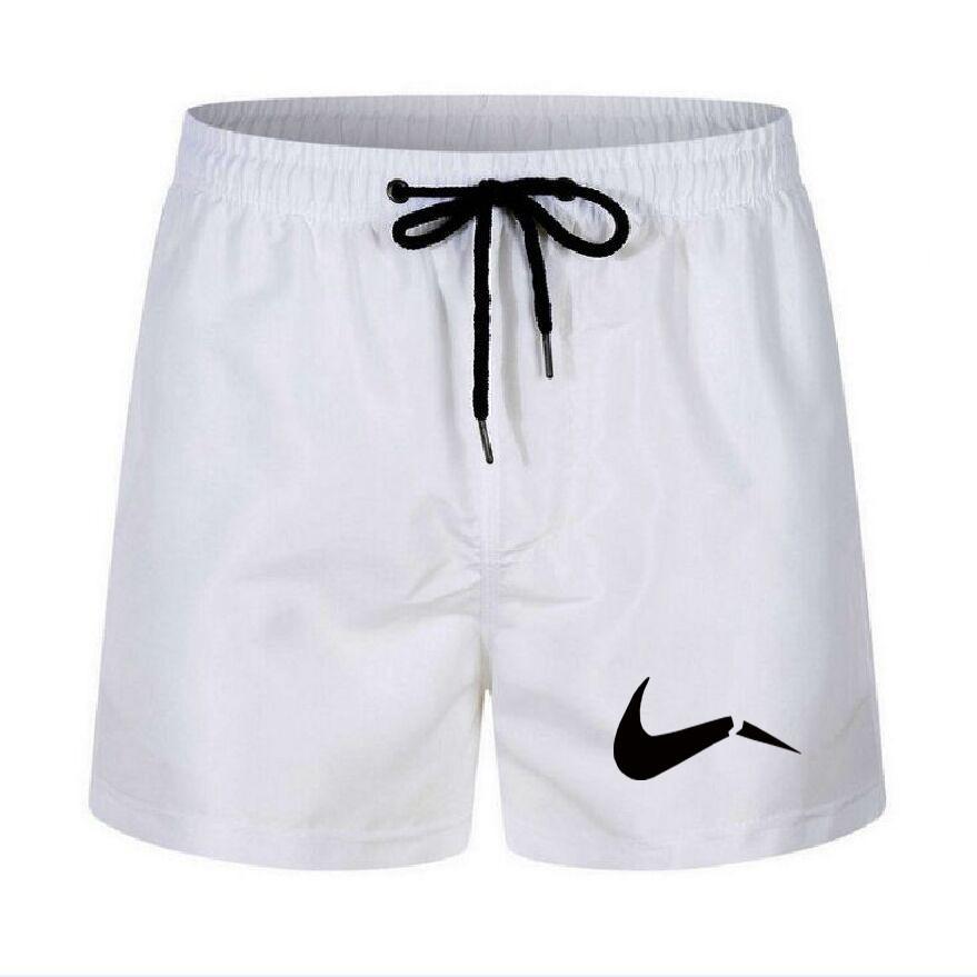 2021 Summer Casual Fitness Shorts Gym Slim Sport Jogging Stretchy Uomo maschile Fashion Solid SweatPant Pantaloni corti Plus Size S-XXXL
