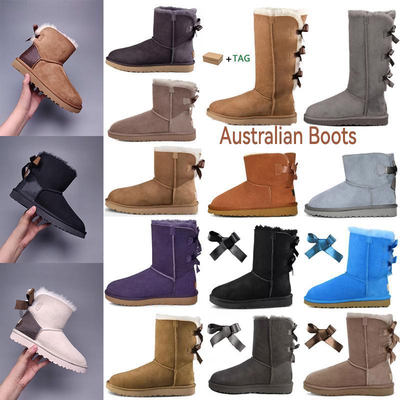 [OCTEU03]30$-3$ 2021 ugg uggs boots ugglis дизайнерские женщины ug australia австралийские сапоги зимний снег пушистый атласный ботинок лодыжки меховые кожа открытом воздухе боути