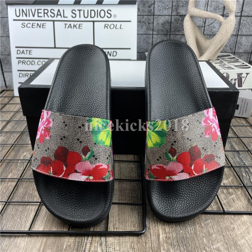 2021 Erkek Bayan Terlik Yaz Sandalet Scuffs Plaj Slaytlar Eğlence Terlik Bayanlar Sandali Banyo Ev Ayakkabı Trendy Ofis Terlik Çiçek Yılan