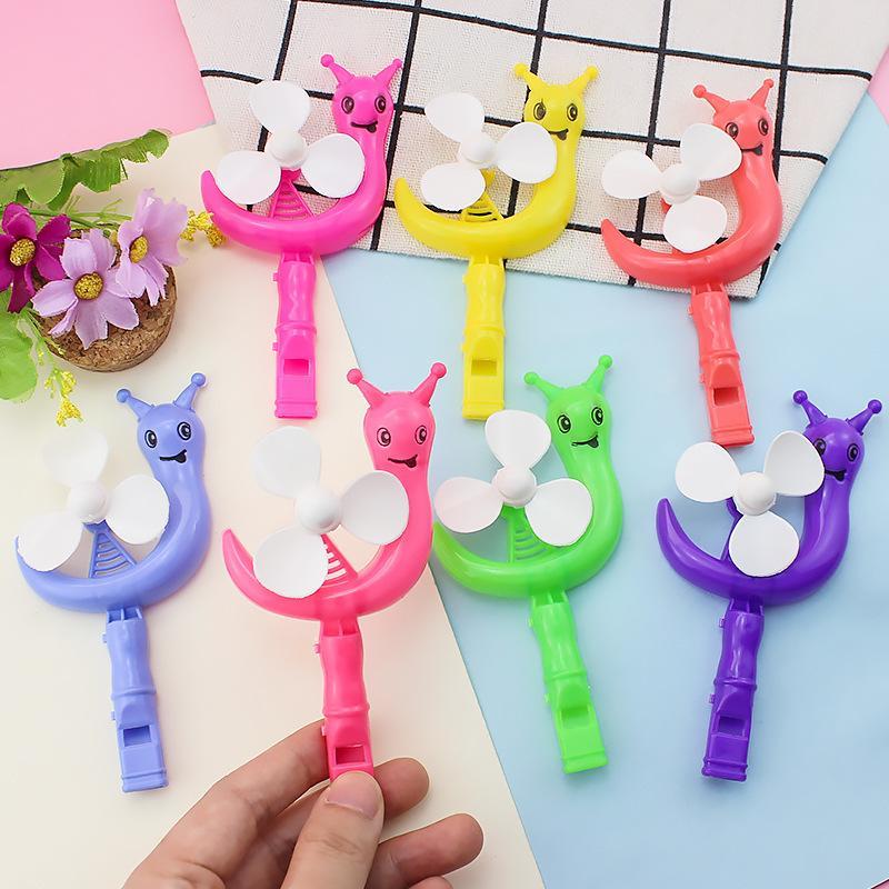 Instrumento de viento de los niños de caracol pequeño Yiwu Push Gift Whistle