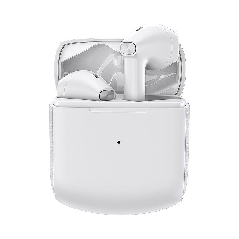 TWS Kablosuz Bluetooth Kulaklık Kulak Kancası HiFi Stereo Ses Şarj Kılıfı Ile Hızlı Değiştir IOS Android için Uygun