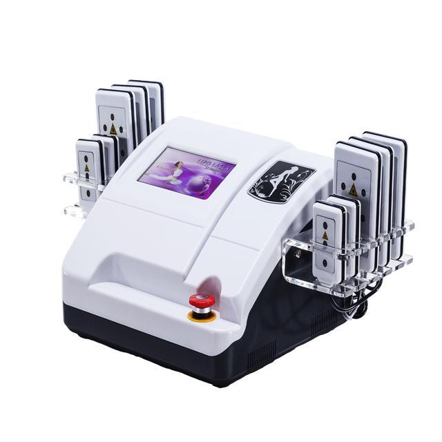 عالية الجودة المنزل شفاطية المهنية آلة التخسيس 10 ودرجة كبيرة 4 جريل أبو ليبو معدات التجميل جهاز لفقدان الوزن