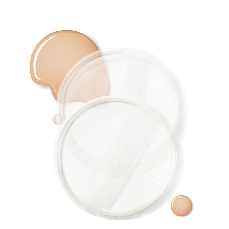 Губки, аппликаторы хлопчатобумажные 2 шт. Круглый мягкий макияж слойки силиконовые гель порошок губка для косметического лица фундамент BB крем
