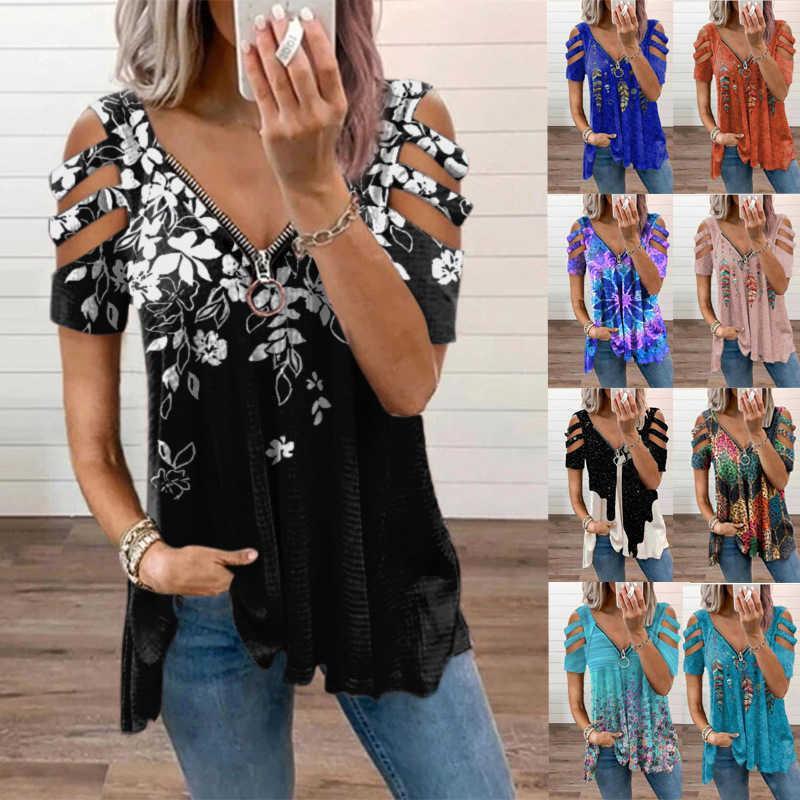 Harajuku Übergroßes T-Shirt Frauen Kurzarm-Tops Sommer Y2k T-shirts Casual Graphic Hemden Plus Size Elegant Pullover Tops Y0603