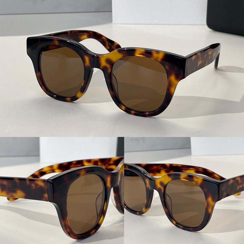 Erkekler ve Kadınlar için Güneş Gözlüğü Yaz Tarzı 7037 Anti-Ultraviyole Retro Plaka Tam Çerçeve Moda Gözlük Rastgele Kutu