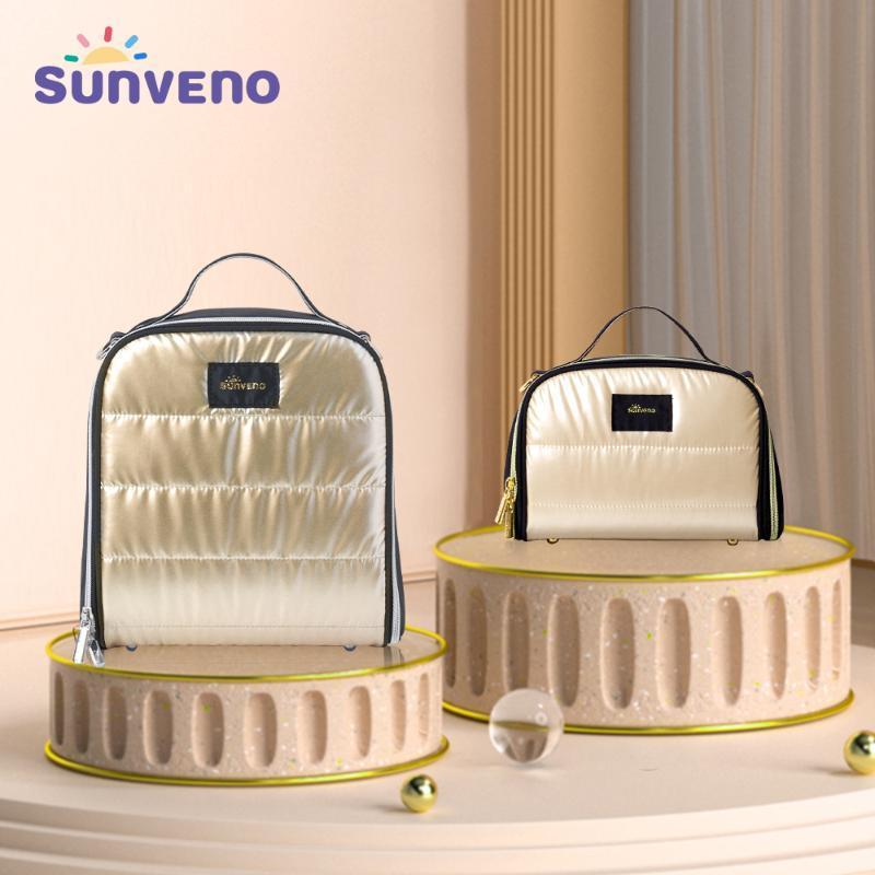 Sunen saco térmico isolado garrafa de bebê portátil isolamento de alimentação Manter aquecido / frios mamãs drawer sacos