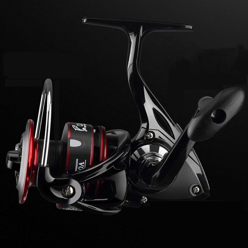 High Quality 12BB Offshore Jigging Reels Ultralight Spinning Reel For Big Fish Gear Ratio 5.2:1 Long Cast Baitcasting
