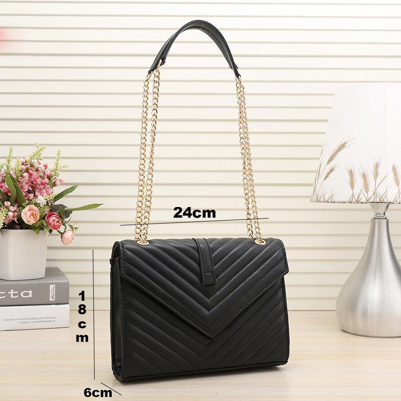 2021 New High Qulity Bags Classic Womens Handbags Senhoras TOTE COMPOSITE PU embreagem de couro bolsa de ombro bolsa feminina