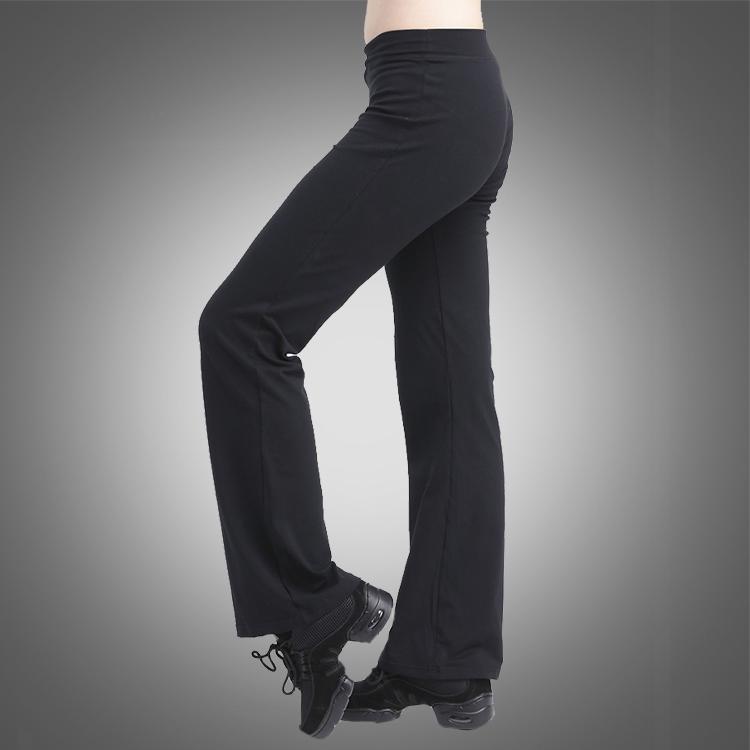 Erwachsene v Front Dance Hose A2522 Rabatt Jazz Pants Dancewear Lieferant Großhandel Yoga