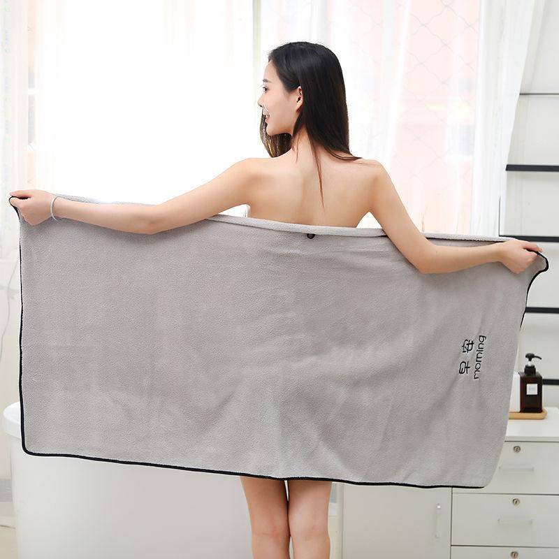 Large Beach Cover Up Bath Towel Wipe Sauna Body Bathrobe Sets For Skin Care Swimsuit Sports Spa Pareo Dry Towels Home Garden