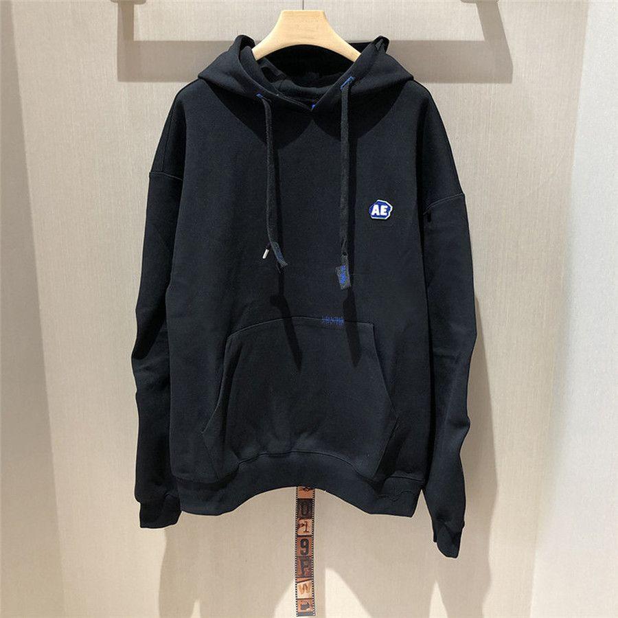 Adererror Hoodie Hommes Femmes 1: 1 Best-Quality Space Space Invaders Ader Erreur Pull Sweatshirts Harajuku Streetwear