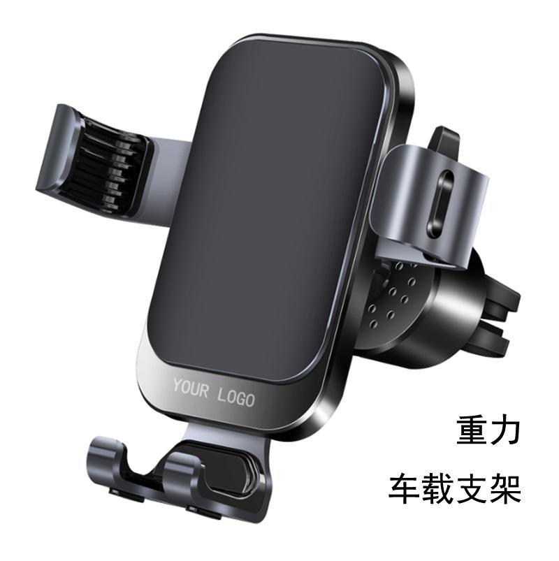 Montagem do carro da gravidade para suporte do suporte do suporte do suporte do telefone móvel Suporte de GPS 11 XS x XR 7 Huawei Mounts Suportes