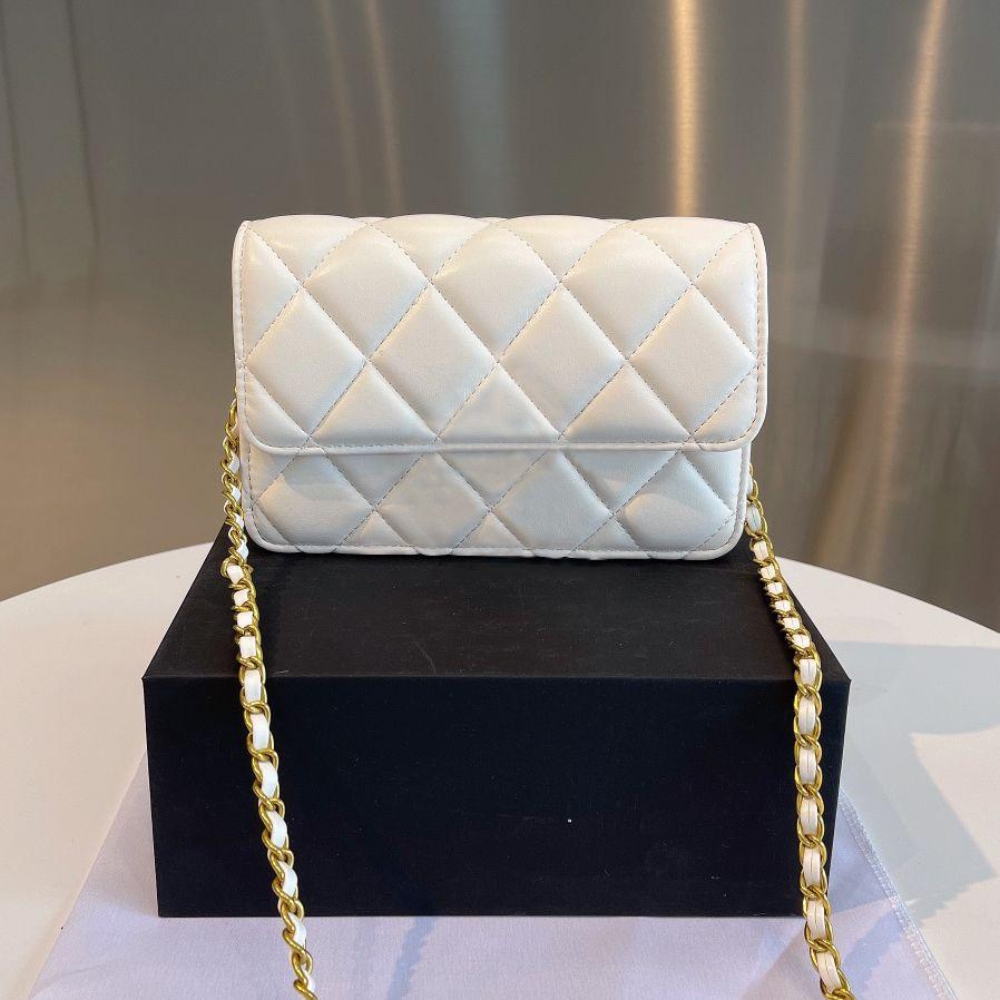 الأزياء حقيبة يد الفاخرة حقائب حقائب أعلى جودة السيدات حقيبة الكتف سلسلة ladie سلسلة رسول الصليب الجسم الكلاسيكية مقبض محفظة cc