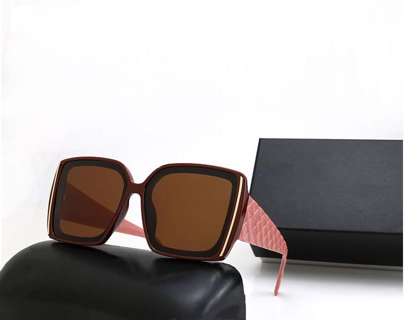 Frau Sonnenbrille Strand Goggle Sunglasse Mode Frauen Sommer Adumbral Gläser UV400 Modell 9050 4 Farbe Hohe Qualität mit Box