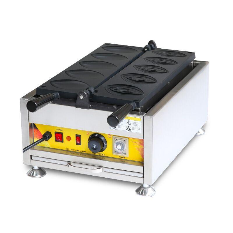 Best Waffle Maker 2021 Ice cream Filled Vagina-shaped Waffles Machine Peins Waffle Maker Mould