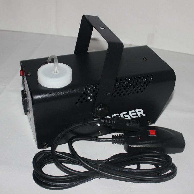 400 W Sis Makinesi Üretici Mini Çizgi Kontrol Duman Makinesi Cadılar Bayramı Noel Partisi Sahne Düğün Efekti