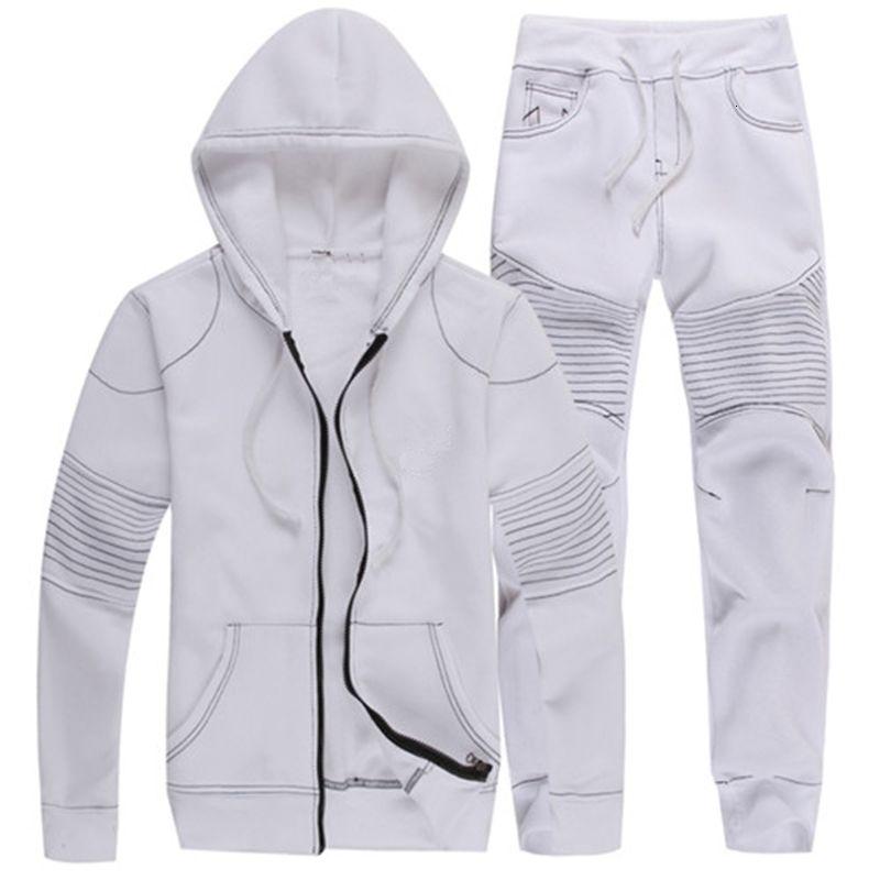 black jacket tracksuit luxury designer fashion classic man cotton tracksuit winter designer red white and 2019 hot fashion