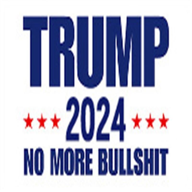 Drapeau présidentiel aux élections américaines Trump 2024 Art Designer Personnaliser Banner Carré Drap Drapeaux Prendre l'Amérique 90 * 150cm 6ly Y2