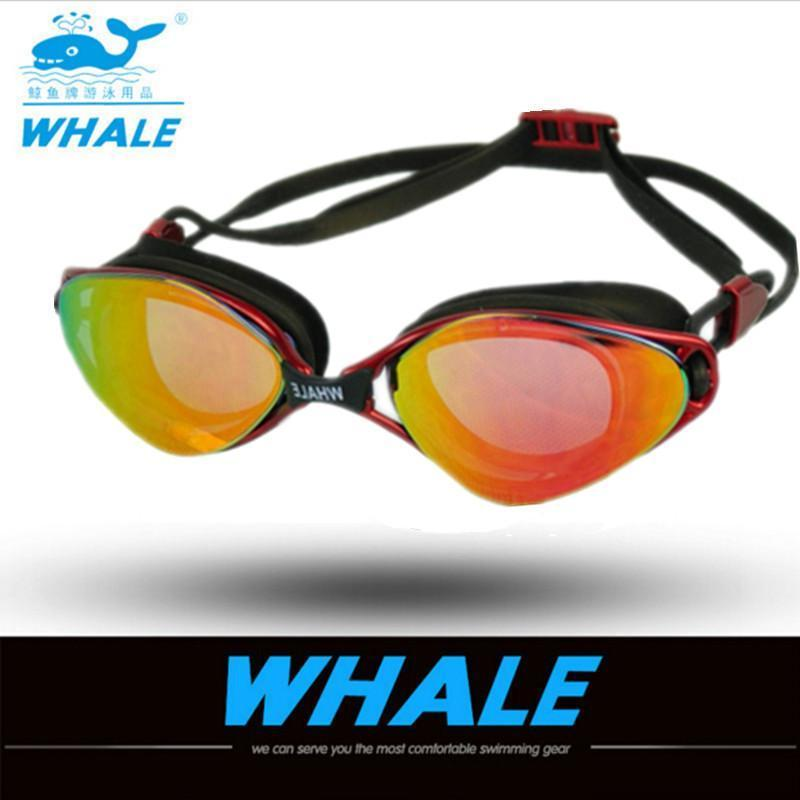 2020 Wal Neue Ankünfte Professionelle Schwimmbrille Einstellbare Plattieren Männer Frauen Wasserdichte Silikonbrille Brillen Wmtcbe