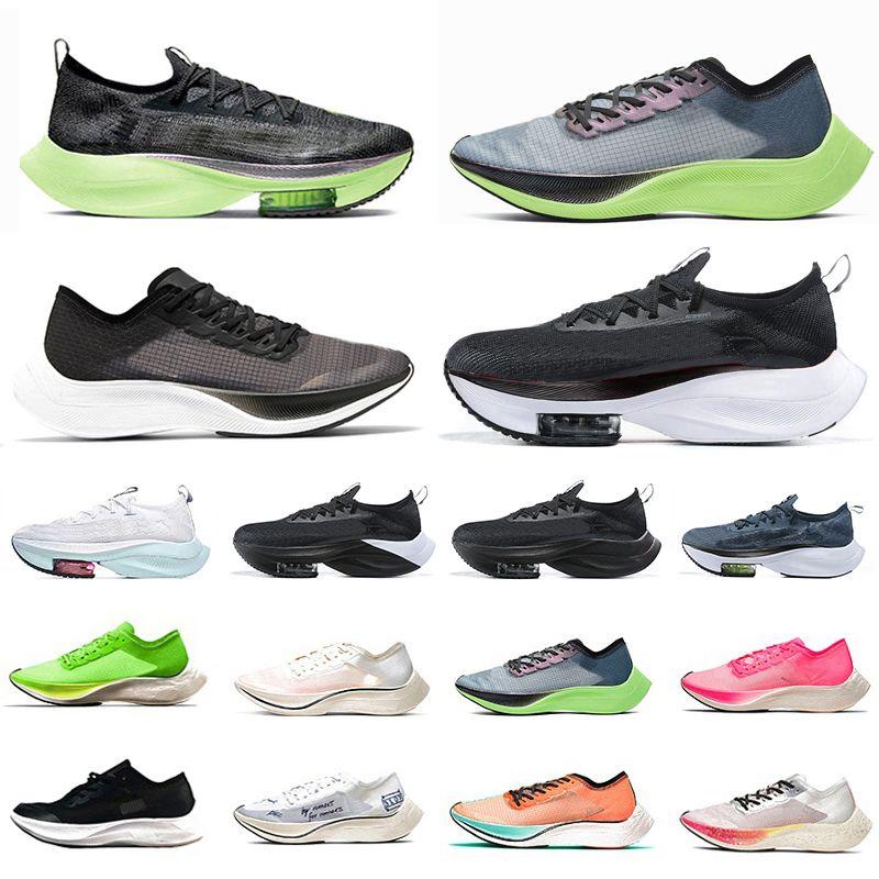 zoomx İndirim Kireç Patlaması Üçlü Beyaz NEXT% Erkek Koşu ayakkabısı modası Oreo Ekiden Valerian Mavi Kurdele Yelken pembe siyah canlı Yeşil erkek kadın eğitmenler Spor ayakkabı