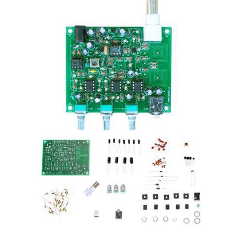 Kit del modulo del filtro della scheda di aviazione del ricevitore radio Airband del ricevitore Airband ad alta sensibilità 118-136MHz AM