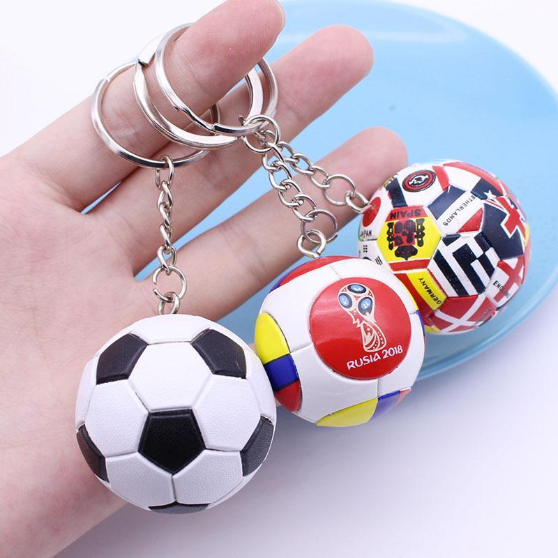 Schlüsselanhänger Keychain Auto Schlüsselanhänger Fußballspieler Pendelles Fan Dekoration Geschenk für Freunde und Familie