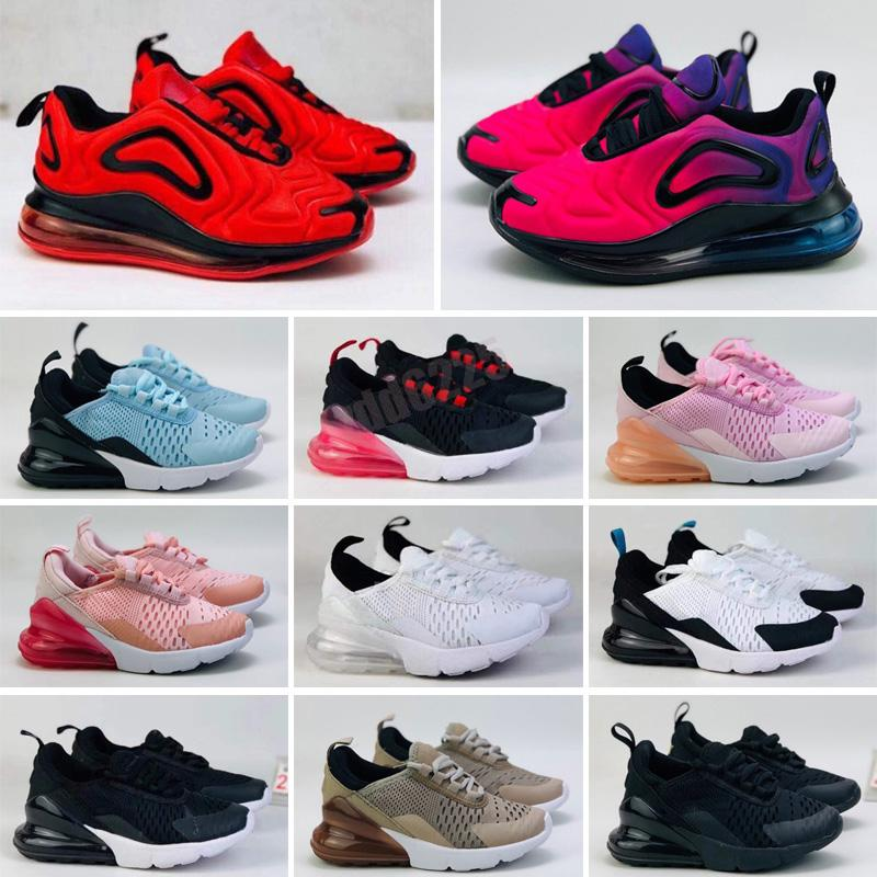 Baby Kids running Shoes 2021 Cushion Children Youth boys girls Wholesale Outdoor Children Sneakers 24-35