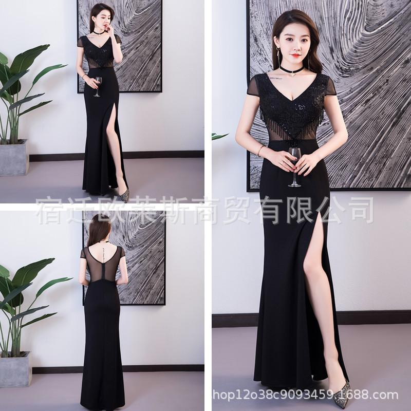 Prom Dresses spring and summer products, beautiful evening , night club, KTV Hotel, sauna girl, sexy slim girl