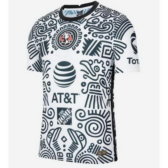 Liga MX 21 22 클럽 아메리카 축구 유니폼 레온 셋째 2021 2022 Camisetas Tijuana Tigres Unam Chivas Cruz Azul 3RD Kids Kit Football Shirts