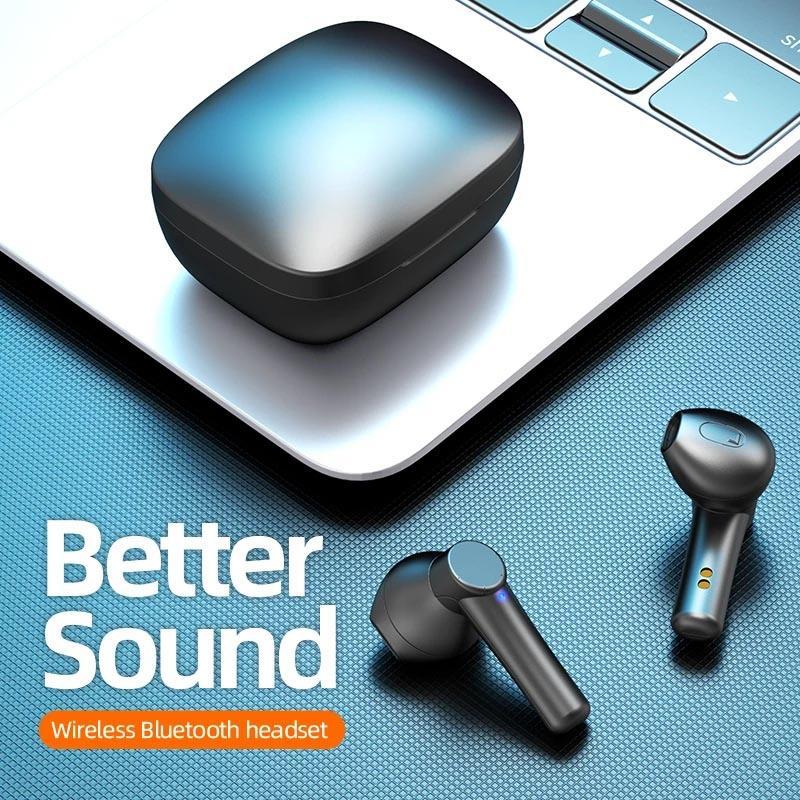 LB-8 TWS Mini Stereo Headset Earbuds Bluetooth 5.0 Macaron Wireless Earphone Sports Binaural