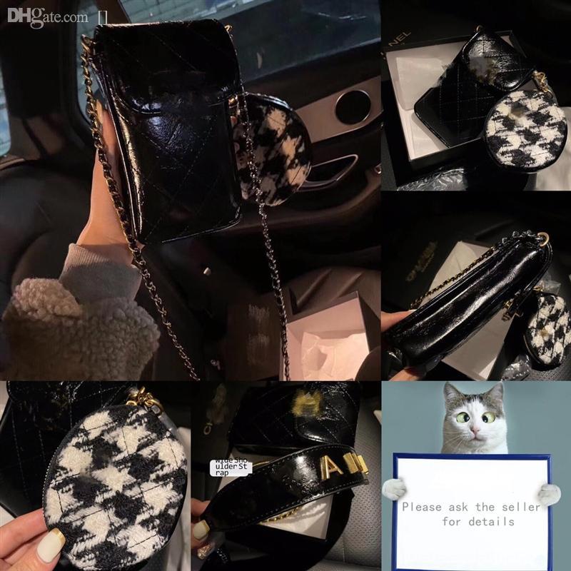 5UJVR Luxurys Lüks Tasarımcılar Çanta Çanta Montaigne VIP BB Çanta Deri Kadın Haberci Crossbody Çanta Çanta Küçük Değişim Tote Marka