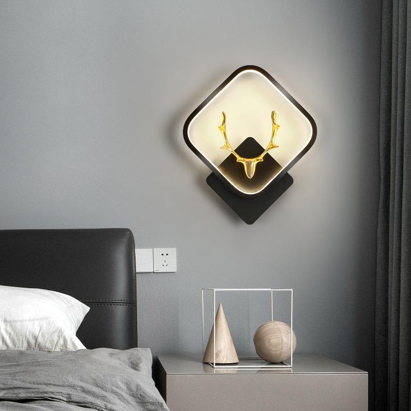 Led Light Wall Lamps For Home Living Room Bedroom Dinning Corridor Indoor Sconce Lighting Fixtures Lamp