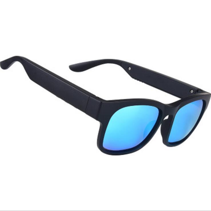 2021 Bluetooth wireless Glasses Smart Occhiali Aperto Tecnologia Orecchio Eyewear Occhiali da sole polarizzati Occhiali da sole impermeabili
