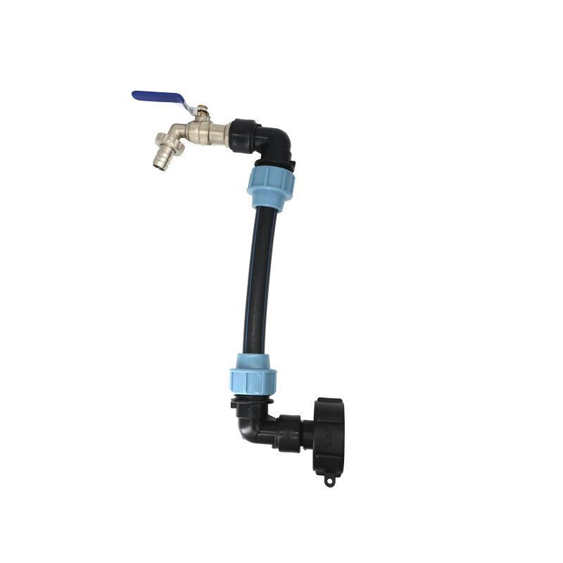 Watering Equipments IBC Tank Connection Set High-quality Tons Of Drums Heightening Extension Tools For Rainwater Tanks Rain Barrels TN88