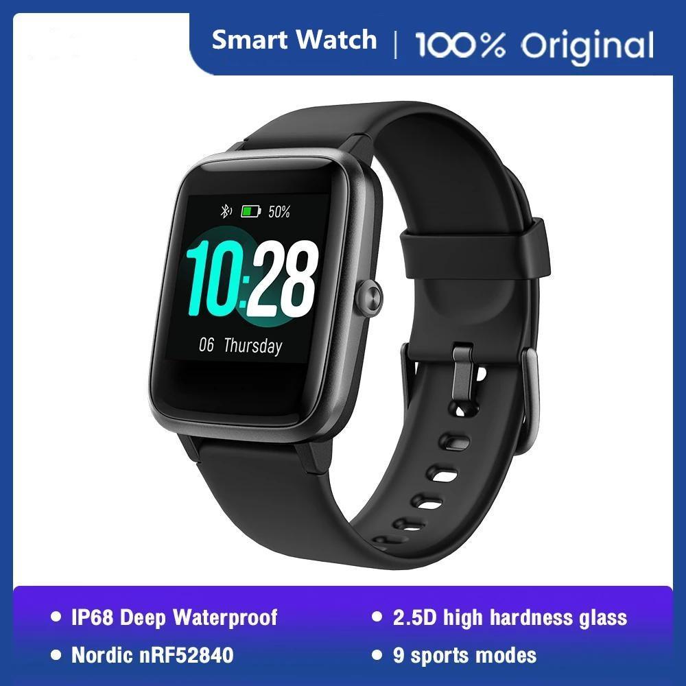 Smart Watch Color Screen Браслет Водонепроницаемый Спортивный Педаомер Фитнес Бег Ходьба Трекер Сердеч Уровень Для iOS Android